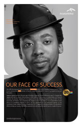 In celebration of Youth Month - June15 Brand Movement puts a face to ArcelorMittal's success