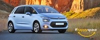 New campaign for Citroën C4 Picasso