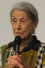 Nadine Gordimer: We have to fight the secrecy bill. (Image: , via Wikimedia Commons)