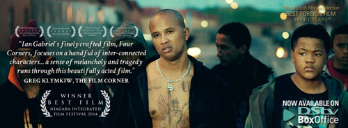 SA film Four Corners scoops 'Best Film' Award at the Niagara Integrated Film Festival on Sunday, 22 June