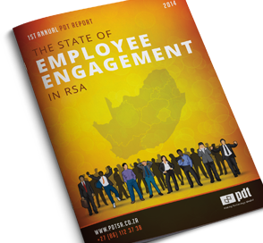 "South Africa's first ""State of Employee Engagement"" survey reveals management and communication failures - PDT"