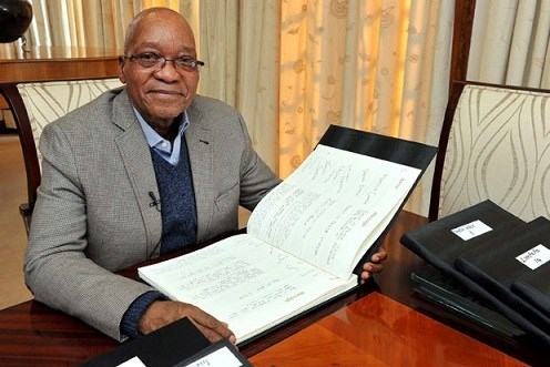 Telling the story of the charismatic Jacob Zuma