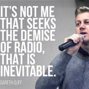 Gareth Cliff's talk on the future of radio: Exclusive Heavy Chef video release - World Wide Creative