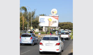 Nokia 'wraps' up Jozi with Guerrilla IMC