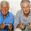 Computer games reduce depression in elderly