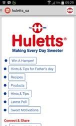 Mxit sweetens Huletts response