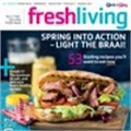 Fresh Living magazine September issue: A new look and feel