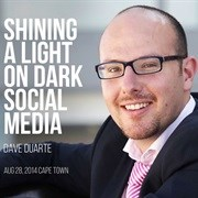 Heavy Chef events returns to Cape Town with Dave Duarte on dark social media - book now!