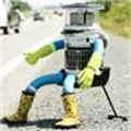 Robot hitchhikes across Canada