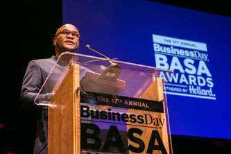 Winners honoured at 17th Business Day BASA Awards, partnered by Hollard