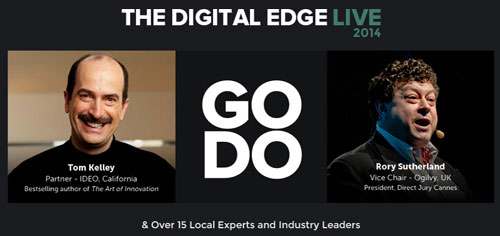 GraphicMail Category Partner for The Nedbank Digital Edge Live 2014 - SharpSpring