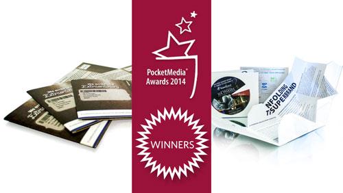 ZAMI brings home two UK PocketMedia Awards - PocketMedia