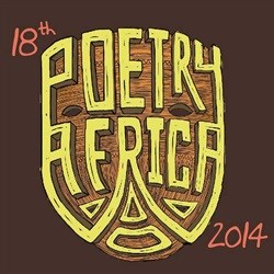 18th Poetry Africa International Festival in October