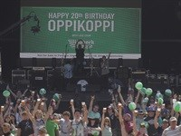 Windhoek toasts Oppikoppi's 20th birthday