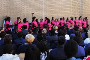 UCKG's Women in Action encourage female inmates to dream again - Universal Church of the Kingdom of God
