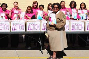 UCKG's Women in Action encourage female inmates to dream again