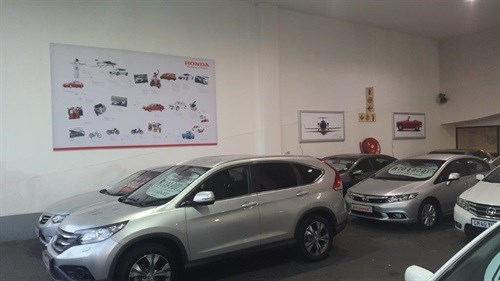Honda Bedfordview gets a new look