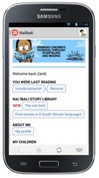 Literacy app launching on 8 September