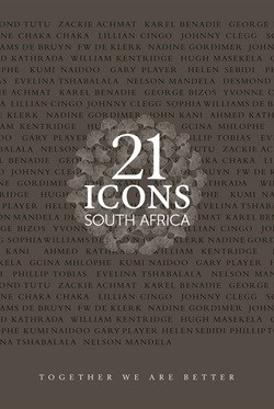 Celebrate 20 years of democracy with 21 Icons' collectors' edition