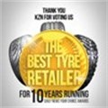 "Tiger Wheel & Tyre wins 10th consecutive ""Your Choice"" award"