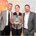 The Mediashop's 'Coke Rainbow' claims Roger Garlick Grand Prix at the inaugural AMASA Awards ceremony - AMASA
