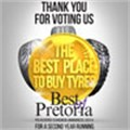 "Pretoria residents vote Tiger Wheel & Tyre ""The Best Place to Buy Tyres"" - Tiger Wheel & Tyre"