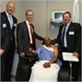 Radial angiography unit opens in Tygerberg Hospital