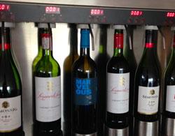 Fancy a glass of wine?