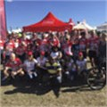 """The Primedia Outdoor """"Nelly There"""" Team do the Momentum 94.7 Challenge with time to spare"""