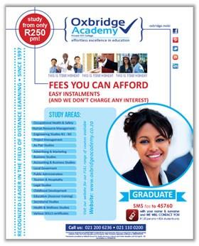 Oxbridge Academy launches new brand