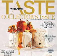 100 exclusive bottles of wine created by wine experts to celebrate 100 issues of Woolworths TASTE magazine