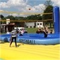 Zinto boosts 5FM team with its Bossaball marketing initiative - Zinto Activation Group
