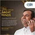 Grey shines spotlight on South Africa's science and research leader - CSIR