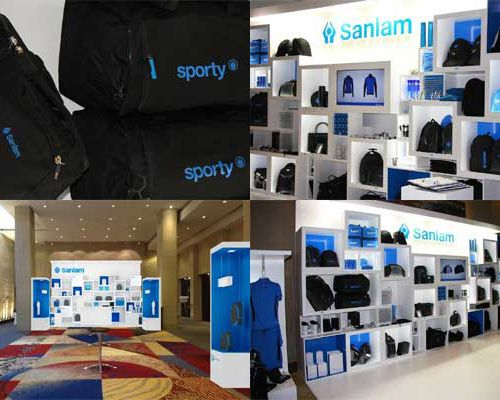 Sanlam brand relaunch - XZIBIT