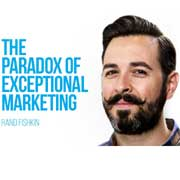 SEO guru, Rand Fishkin, addresses the biggest paradox in digital marketing at Heavy Chef [video] - World Wide Creative