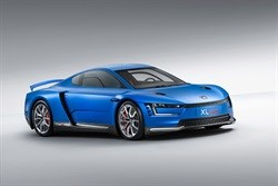 Design of the Year (Concept Car): Volkswagen XL Sport