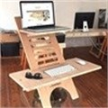 Stand your way to a healthy work life - The DeskStand method