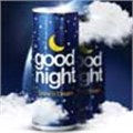 The first in-store promotion for the Goodnight relaxation drink