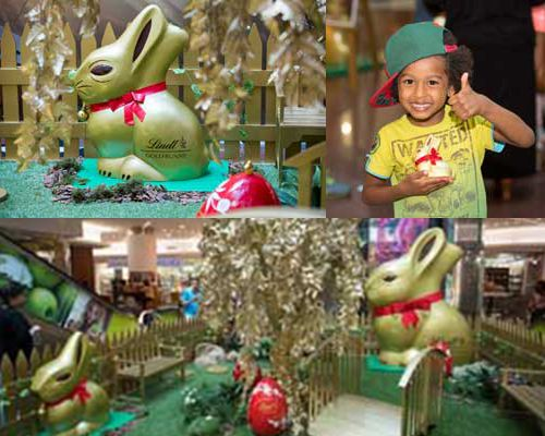 Lindt Easter Wonderland