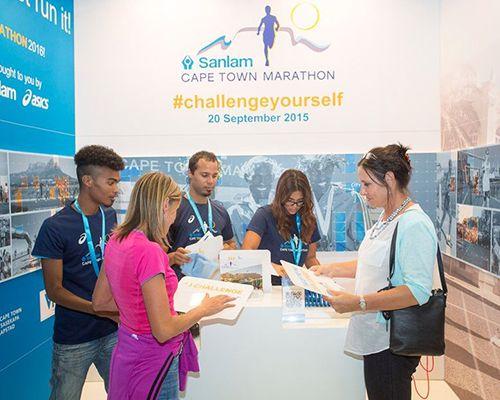 Sanlam Cape Town Marathon - XZIBIT
