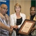 TSiBA Eden wins an award for lifting rural youth out of poverty