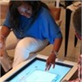 Moving Tactics employs EYE-Fi touch table technology to share Vodacom's VIP experience