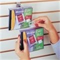 Do-It Slot Hang Tabs - Vertical display, maximum visibility