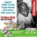 Put your best foot forward and support those affected by cancer this Tekkie Tax Day