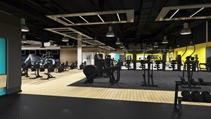 Viva Gym and 34 - A perfect fit