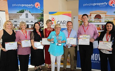 Private Property hosts the Inaugural CARE Awards breakfast
