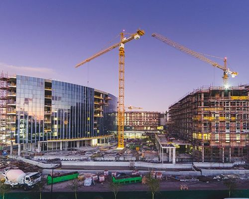 Century City Conference Centre and Hotel's Hard Hat Event
