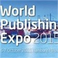 """Learn. Lead. Launch"" at the World Publishing Expo 2015"
