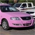 For women, by women - Pink Taxi Egypt
