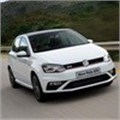Polo GTI armed with manual box